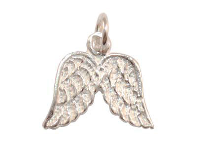 Bali beads wholesale bali silver gold beads and findings angel charms silver charms size 129 x 147 x 155 mm made of sterling aloadofball Image collections